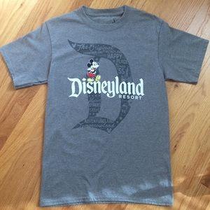 Tops - Disney Parks Disneyland Mickey Mouse tee shirt
